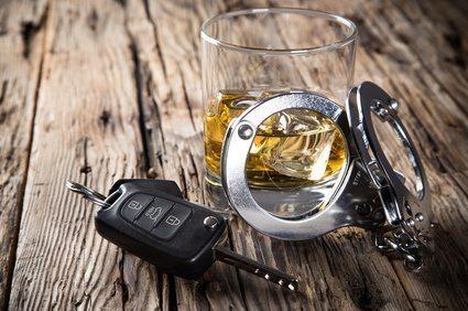 Wypadek drogowy spowodowany przez pijanego kierowcę