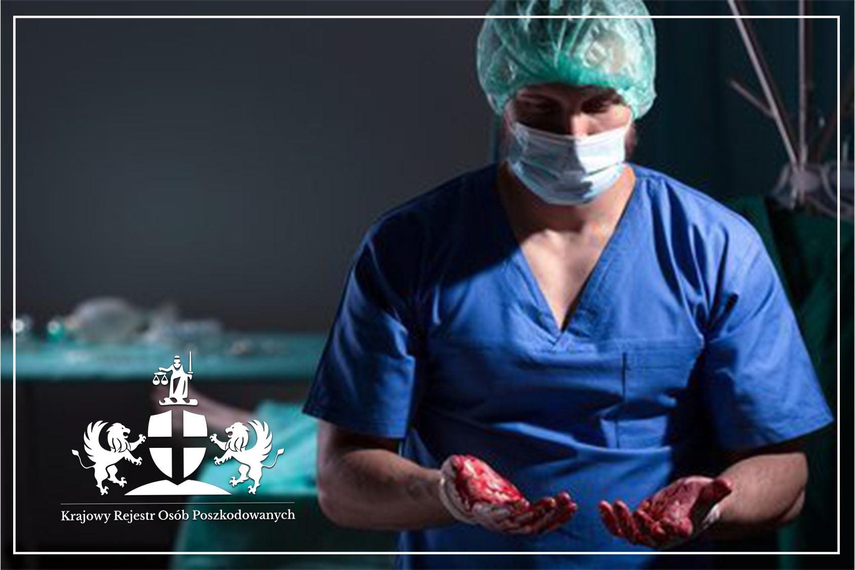 Odszkodowanie i zadośćuczynienie zaśmierć pacjenta