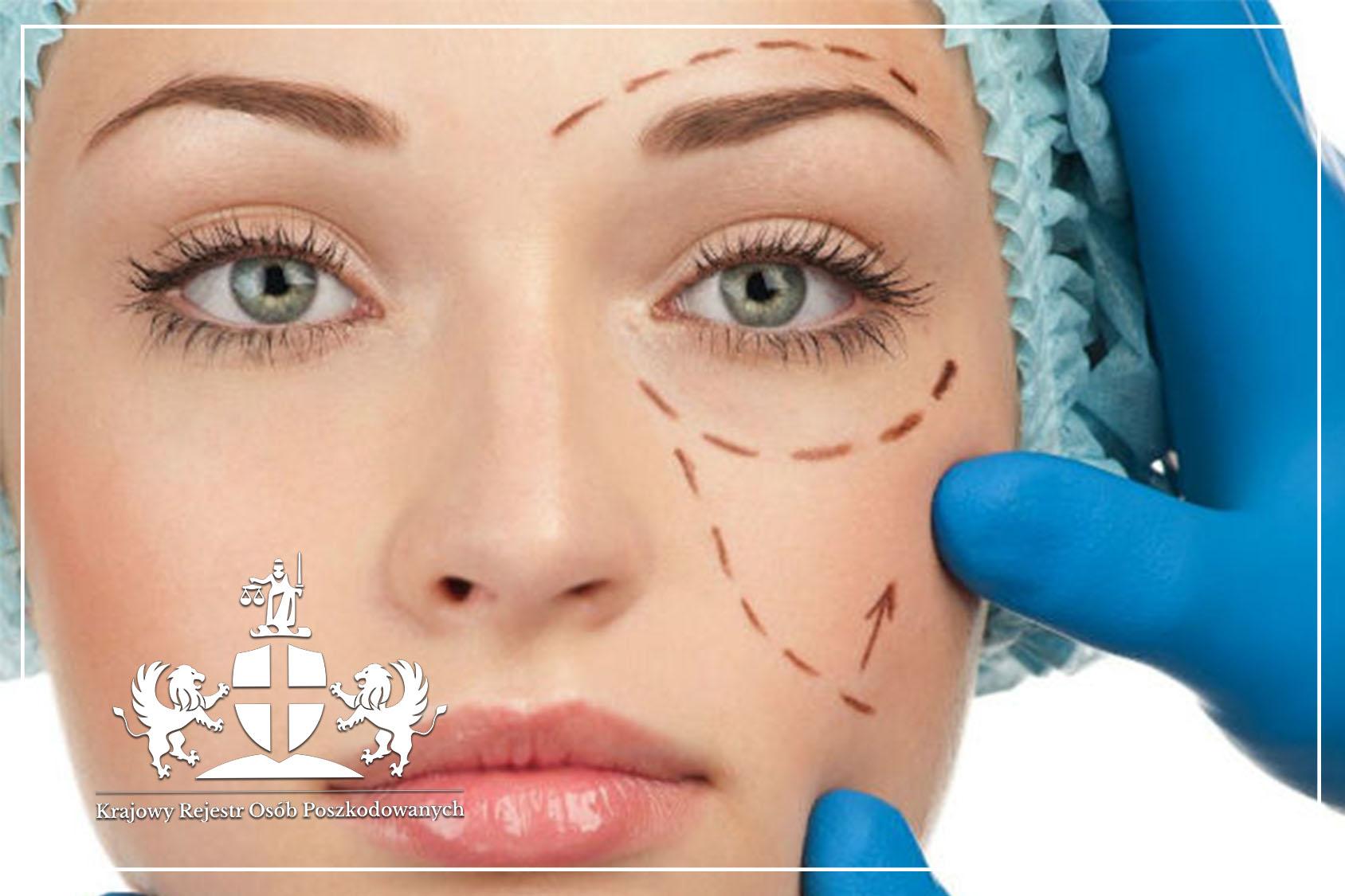 Błąd medyczny podczas operacji plastycznych