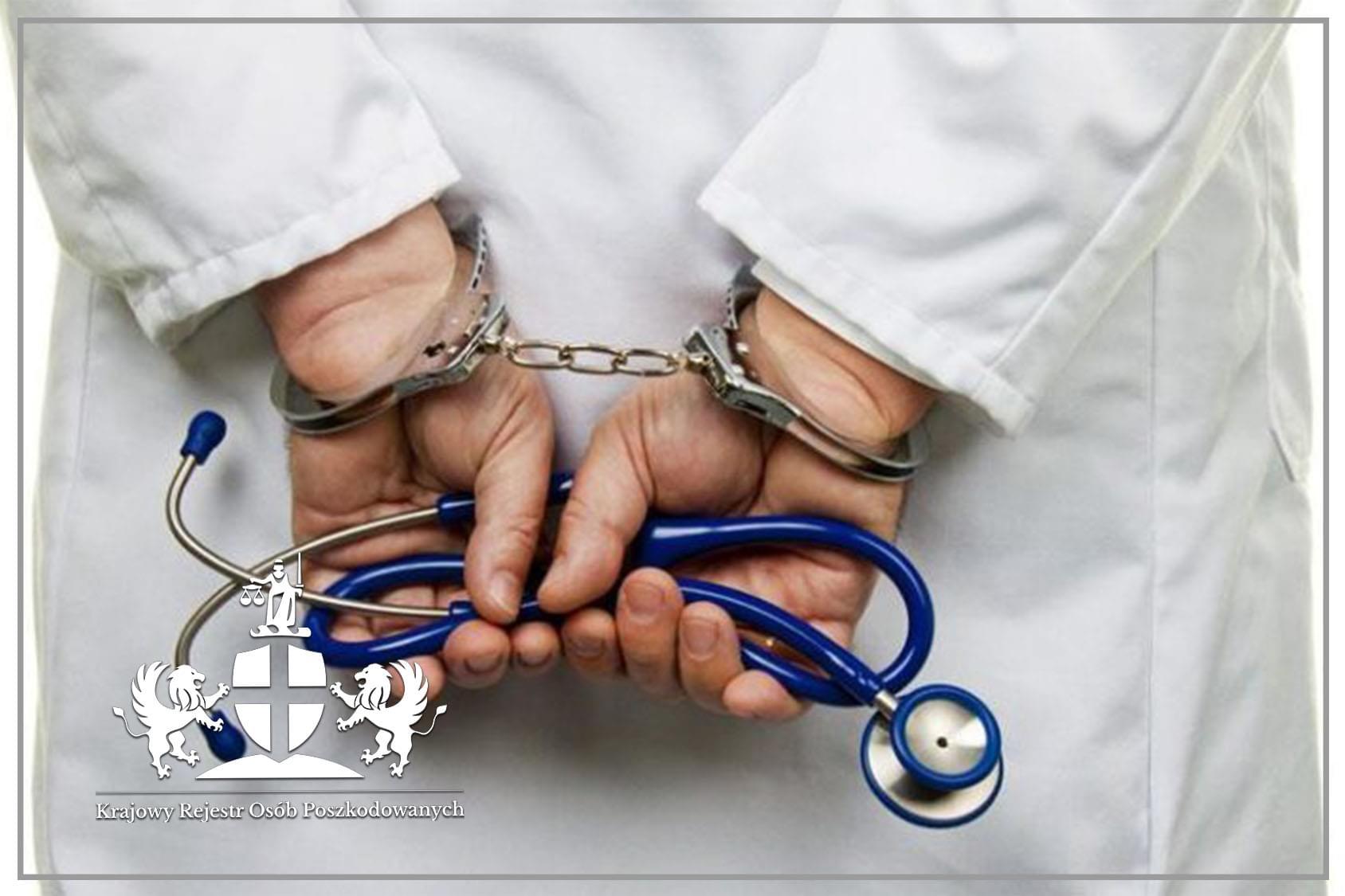 Kara za wykonanie zabiegu bez zgody pacjenta