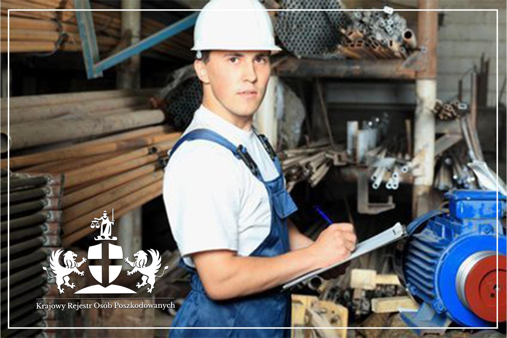 Odszkodowanie za wypadekprzy pracy