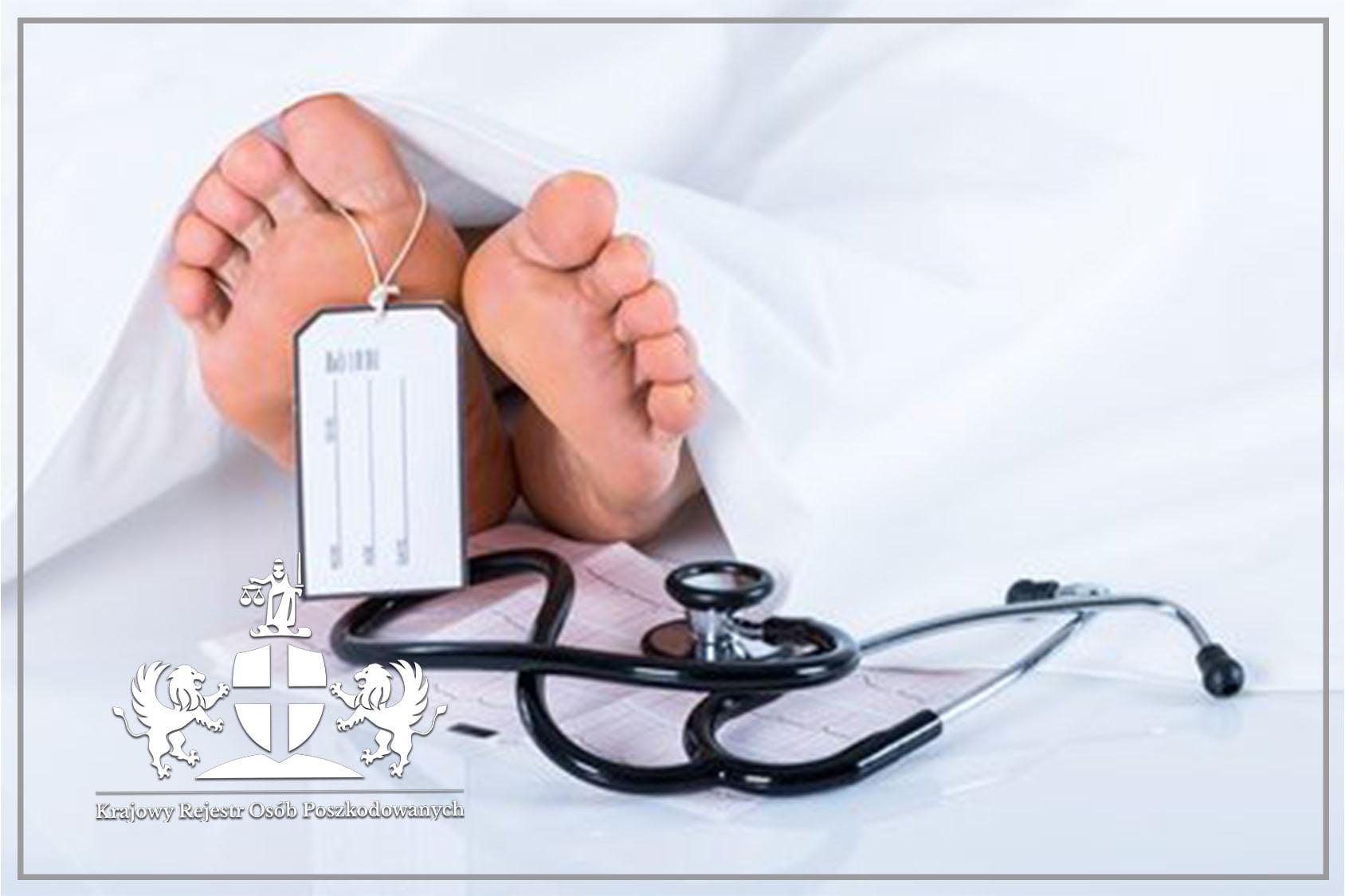 Śmierć pacjenta jako następstwo spowodowania ciężkiego uszczerbku na zdrowiu z art. 156 § 3 k.k.