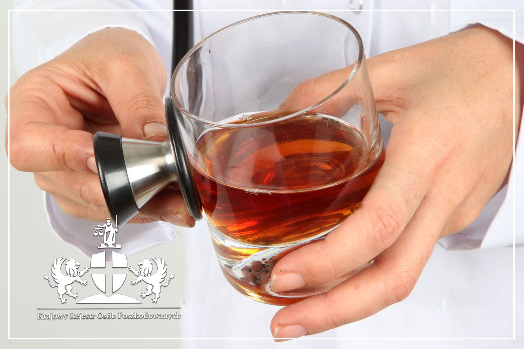 Lekarz pod wpływem alkoholu, odpowiedzialność karna