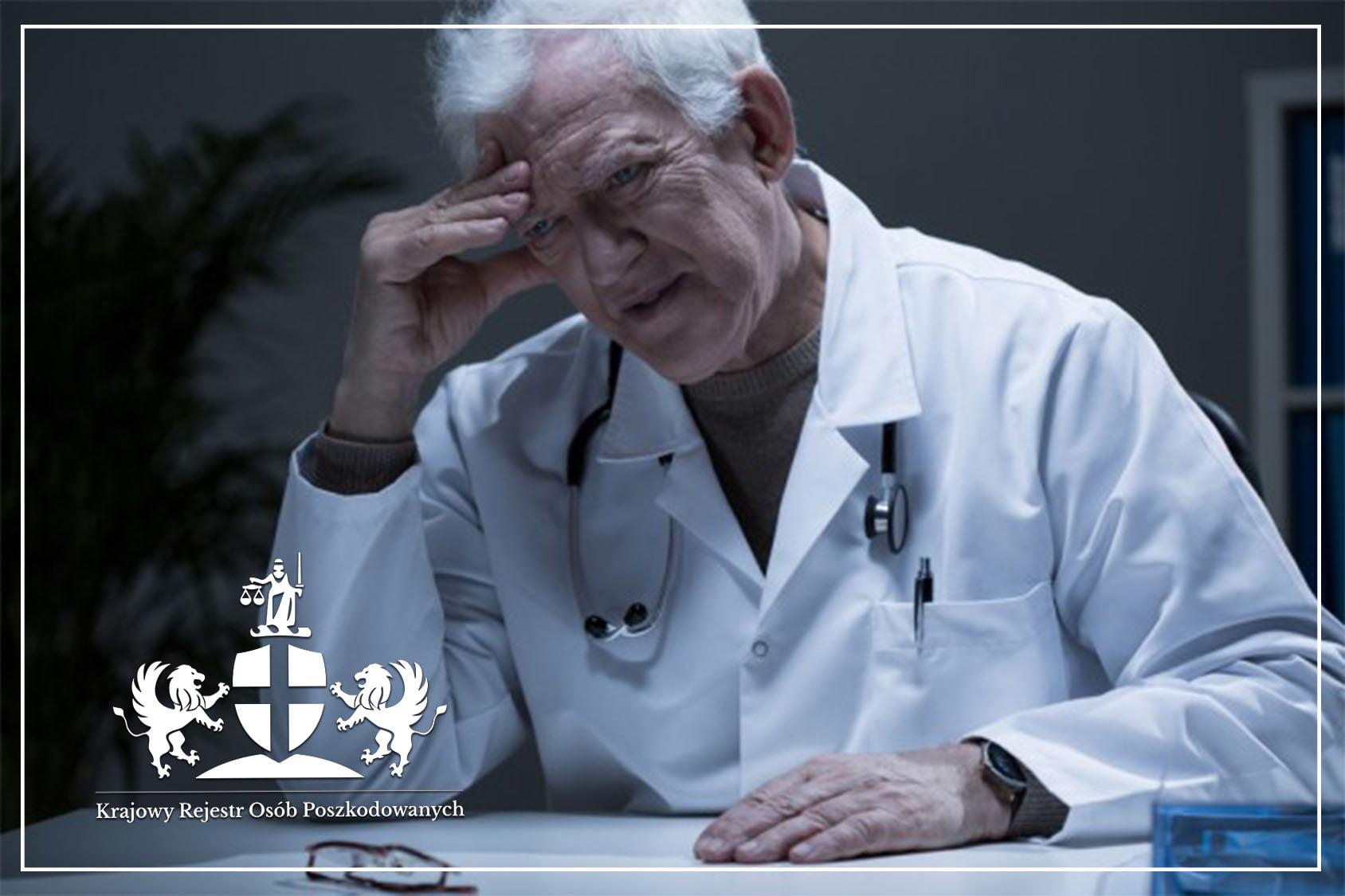 Błąd diagnostyczny może prowadzić do nieprawidłowego leczenia