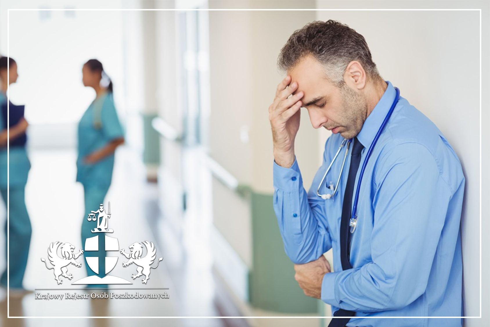 Odpowiedzialność lekarza za szkody na zdrowiu pacjenta – czy wystarczy uprawdopodobnienie