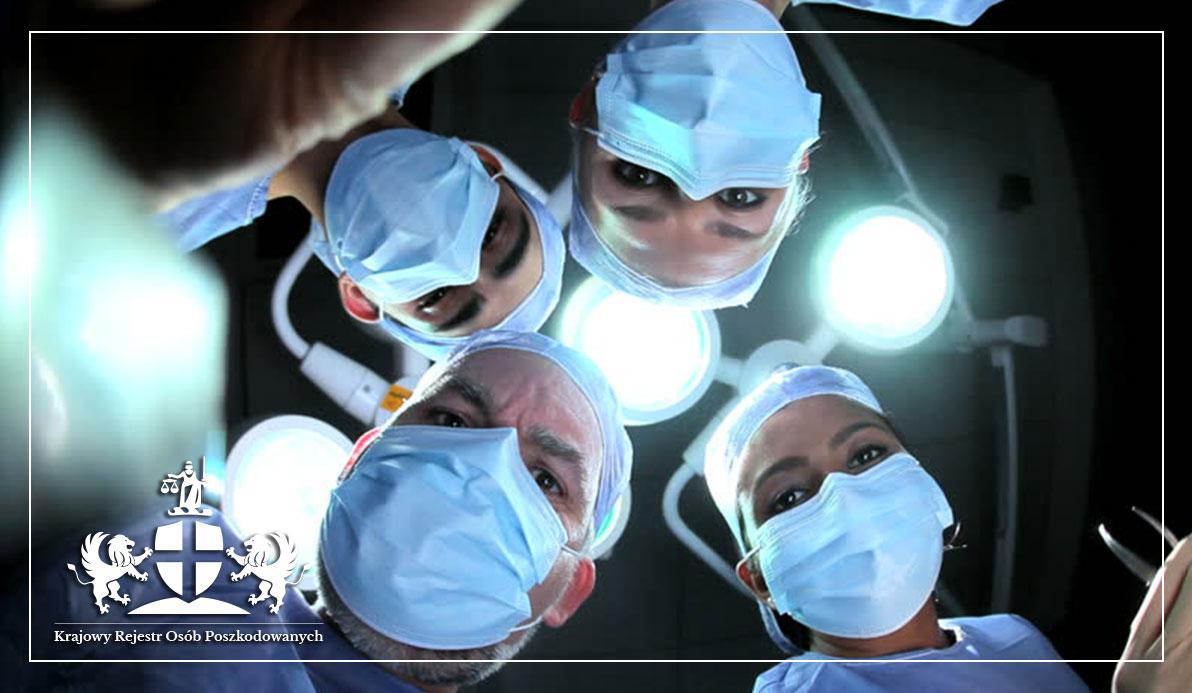 Błąd medyczny – fatalna pomyłka podczas przeszczepu