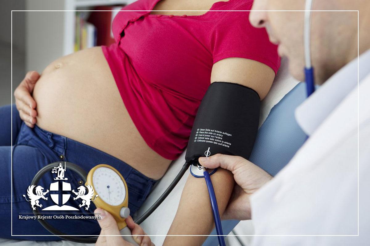 Nadciśnienie indukowane ciążą
