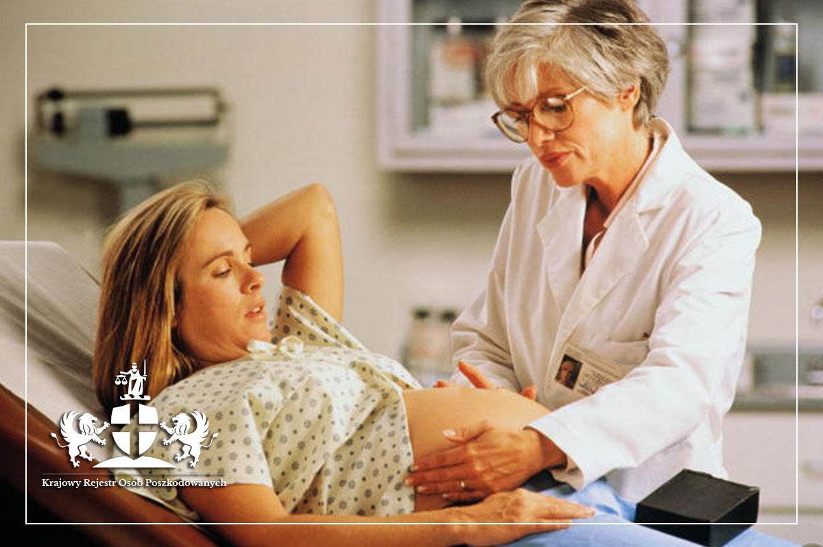 Oksytocyna - powikłania przy porodzie