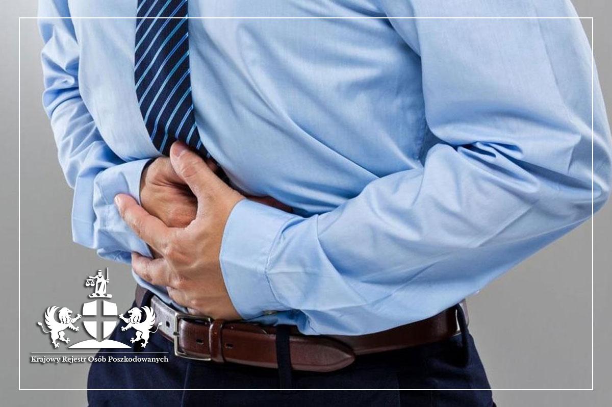 Pomyłka lekarza w leczeniu choroby wrzodowej żołądka i dwunastnicy