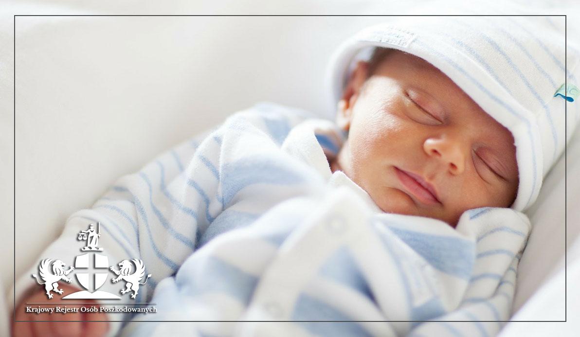 Urazy podczas porodu