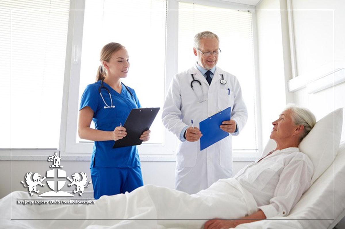 Błąd lekarza, a brak czasu na rozmowę z pacjentem