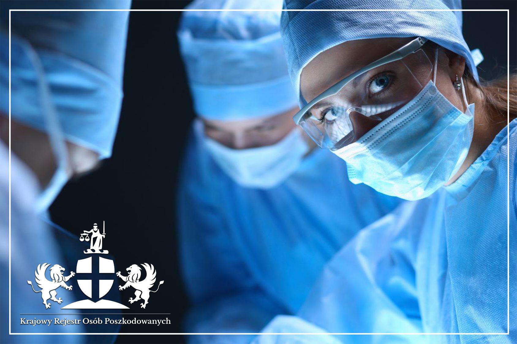 Prawnik w sprawie o błąd medyczny – czy warto działać na własną rękę?