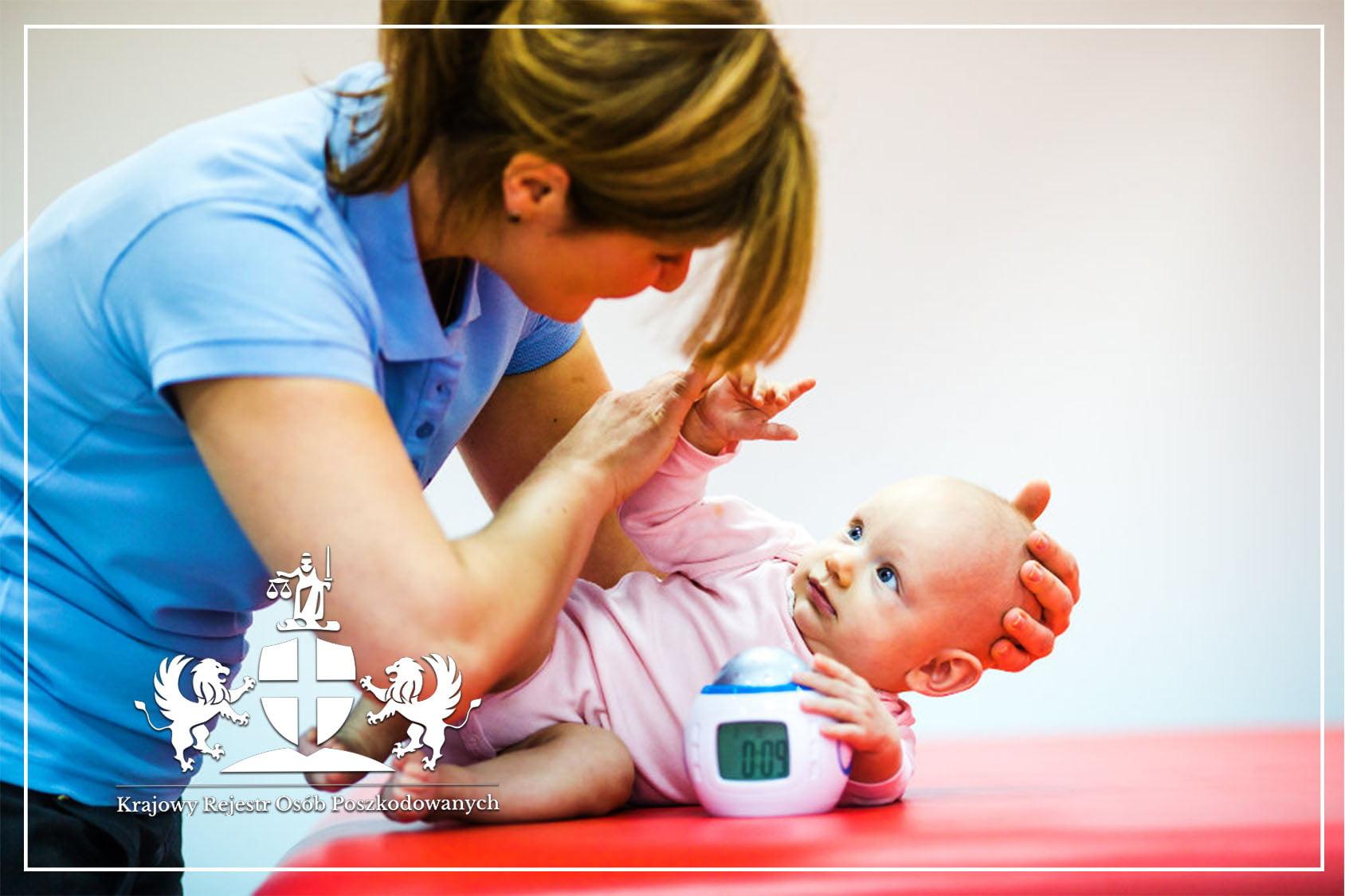 Uszkodzenie splotu ramiennego przy porodzie