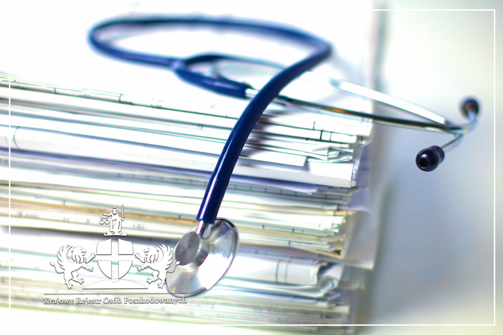 Wniosek o wydanie dokumentacji medycznej zmarłego