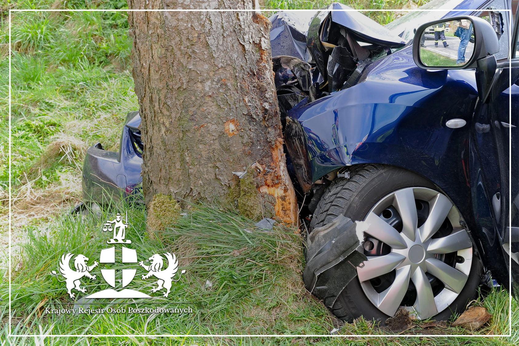 Śmierć w wypadku samochodowym odszkodowanie