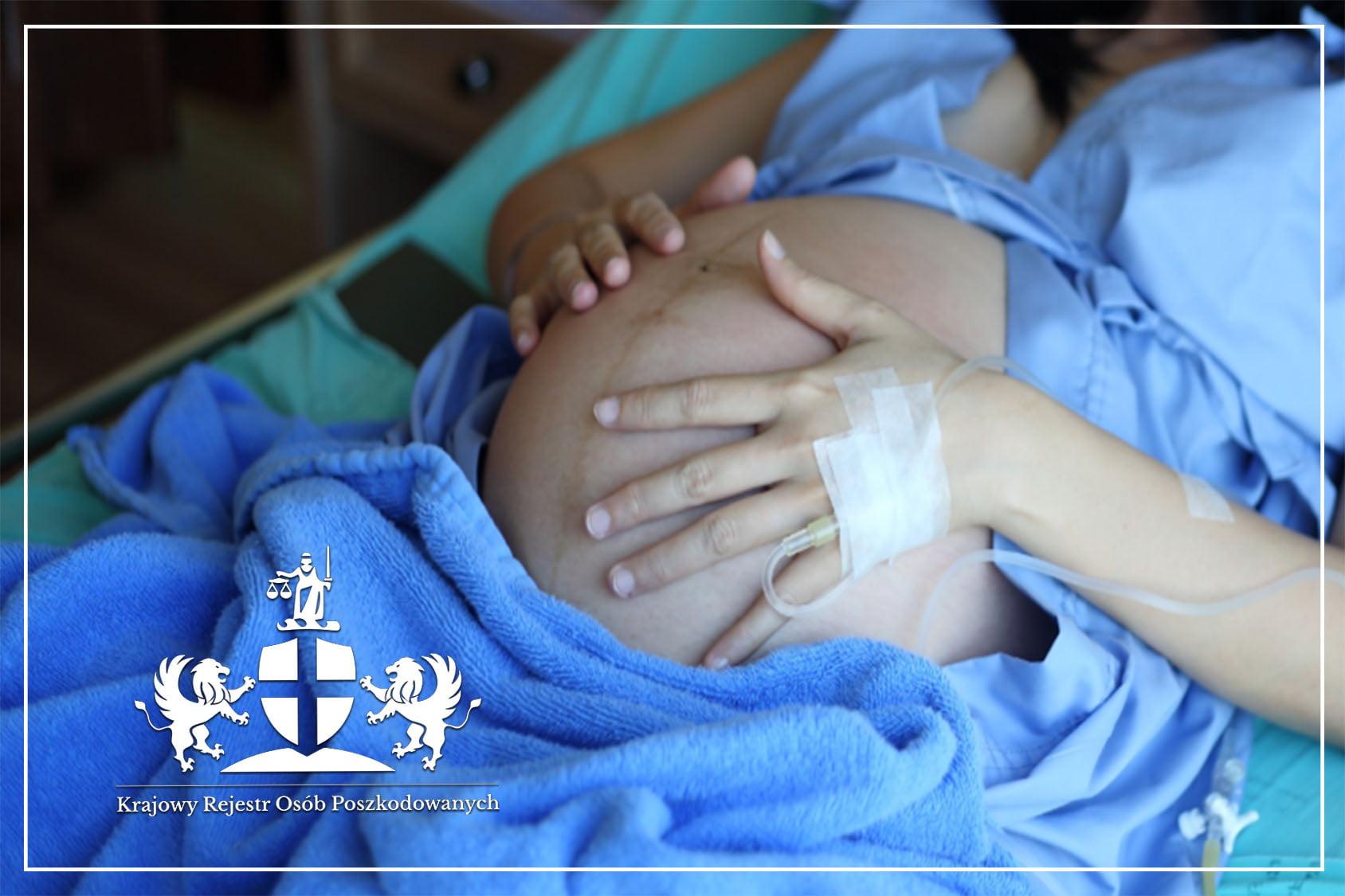 Śmierć przy porodzie