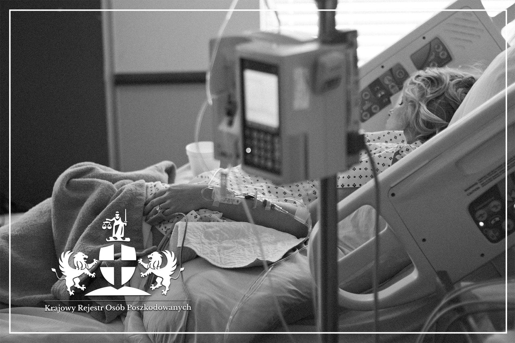 Odszkodowanie od szpitala za złe leczenie