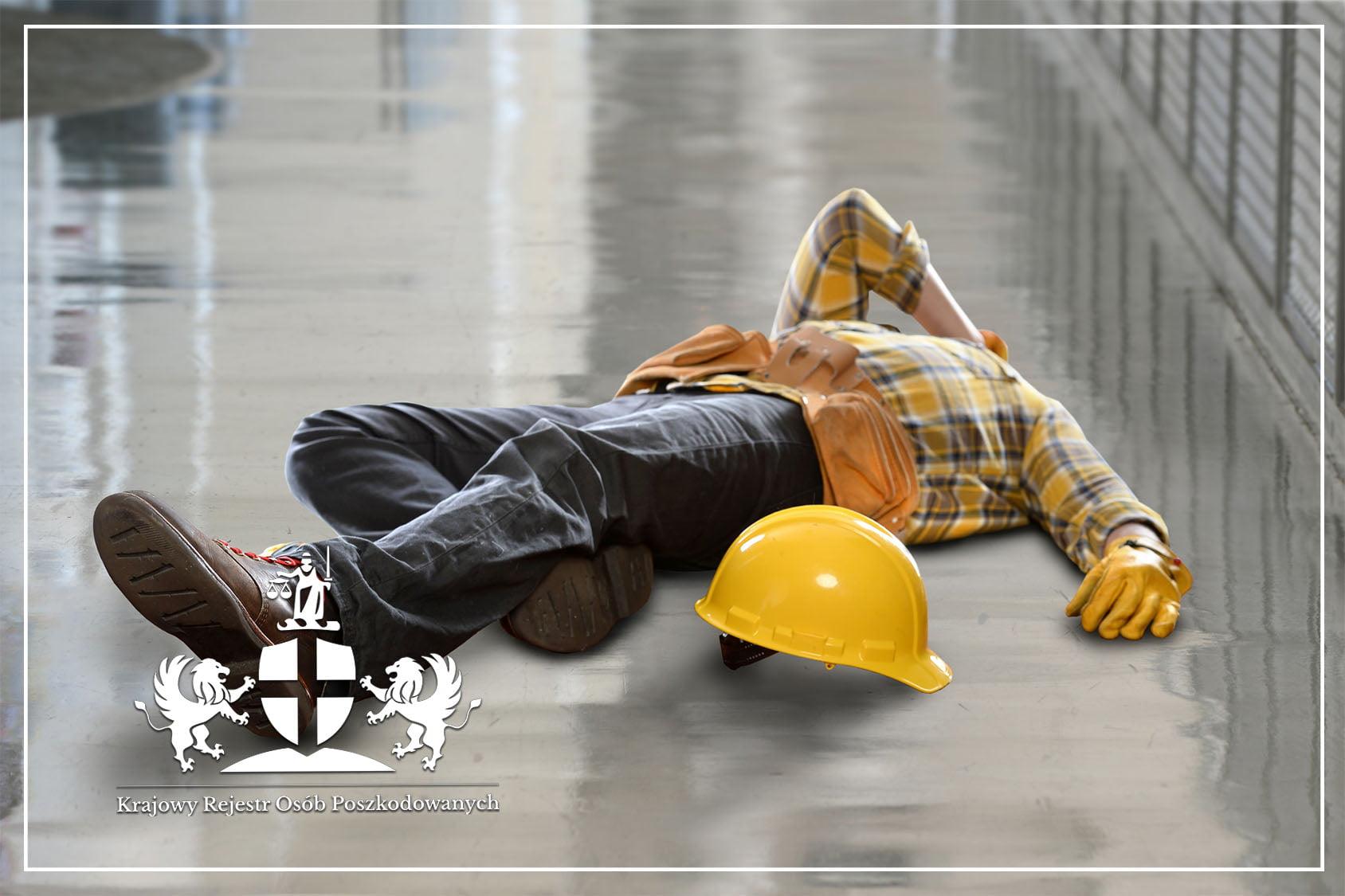 Odszkodowanie za śmierć w wyniku wypadku przy pracy