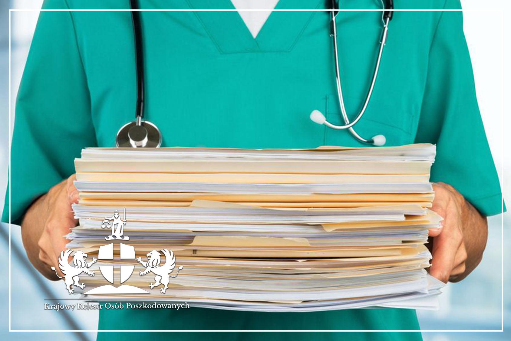 Udostępnienie dokumentacji medycznej po śmierci