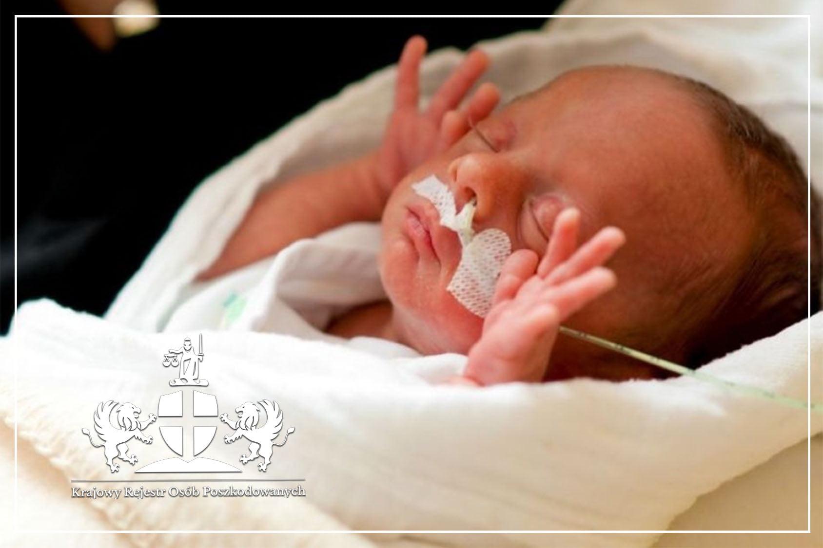 Zamartwica a niedotlenienie u noworodka